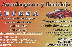 1468855641_AUTODESGUACE_LUCENA-250x163 Autodesguace y Reciclaje Lucena